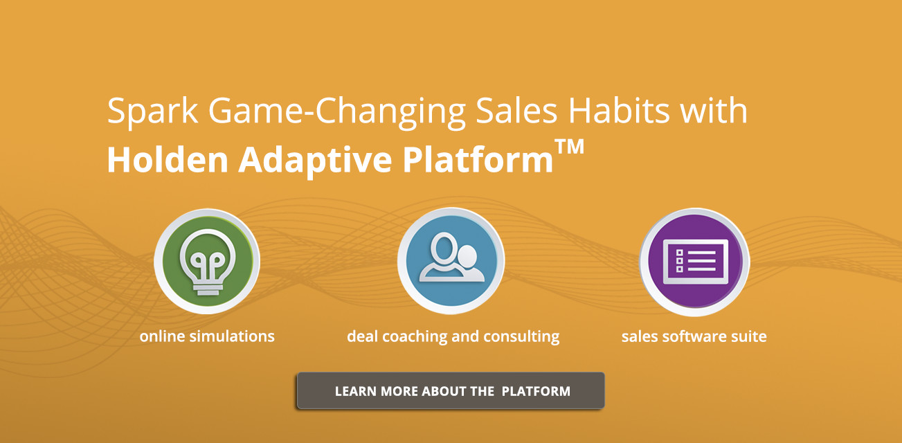 Learn about the Holden Adaptive Platform