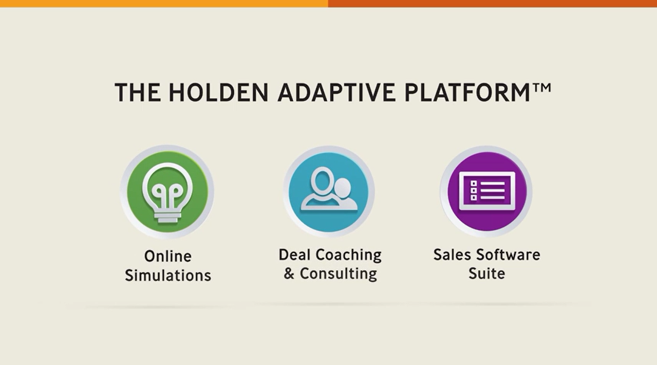 The Holden Adaptive Platform™